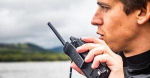 marine vhf radio hire