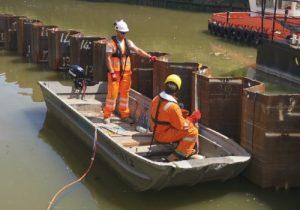 uk work boat hire